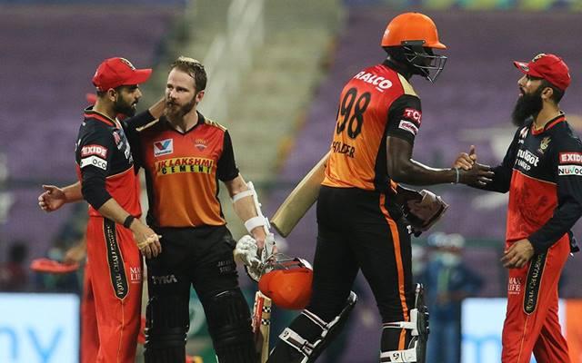 IPL 2020, Eliminator: SunRisers Hyderabad (SRH) vs Royal Challengers Bangalore (RCB) - Head To Head Records 9