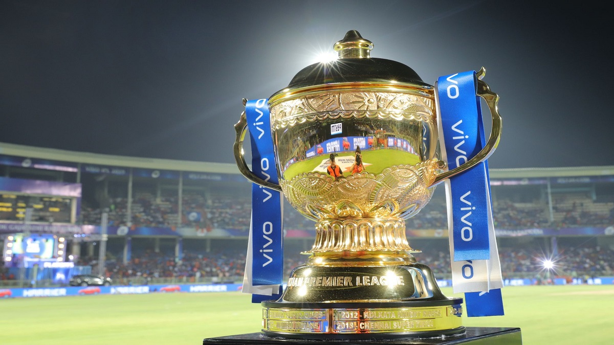 IPL trophy (Image Credit: Twitter)