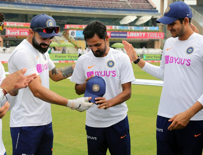 Sunil Gavaskar Hints India May Bring In Kuldeep Yadav For Second Chennai Test 3