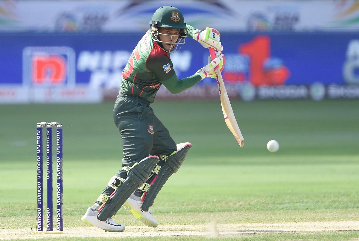 Bangladeshi batsman Mushfiqur Rahim(Photo by Ishara S. KODIKARA / AFP)