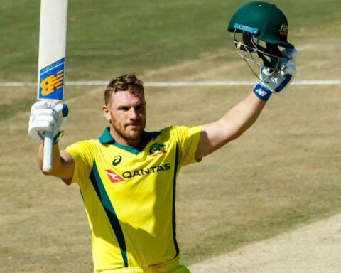 Aaron Finch, AFP