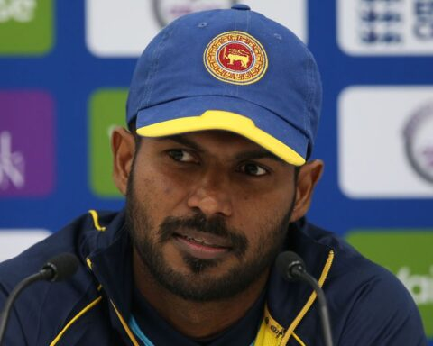 Upul Tharanga Matthew Childs/Reuters