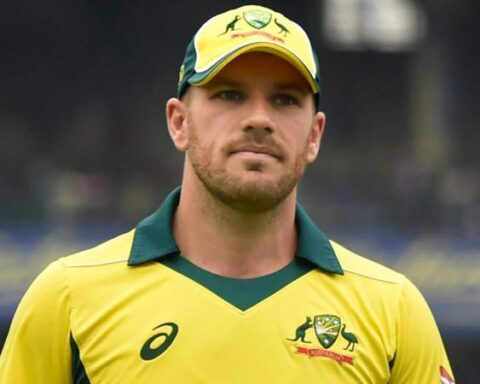 Australia limited-overs skipper Aaron Finch (File photo| PTI)