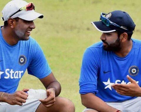 Rohit, Ashwin