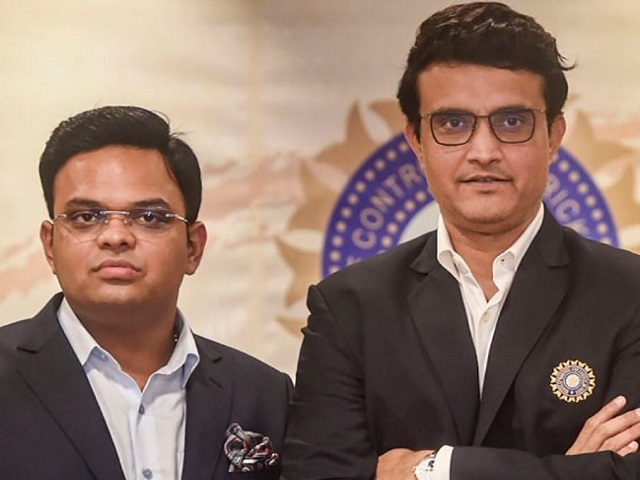 BCCI's Jay Shah, Sourav Ganguly