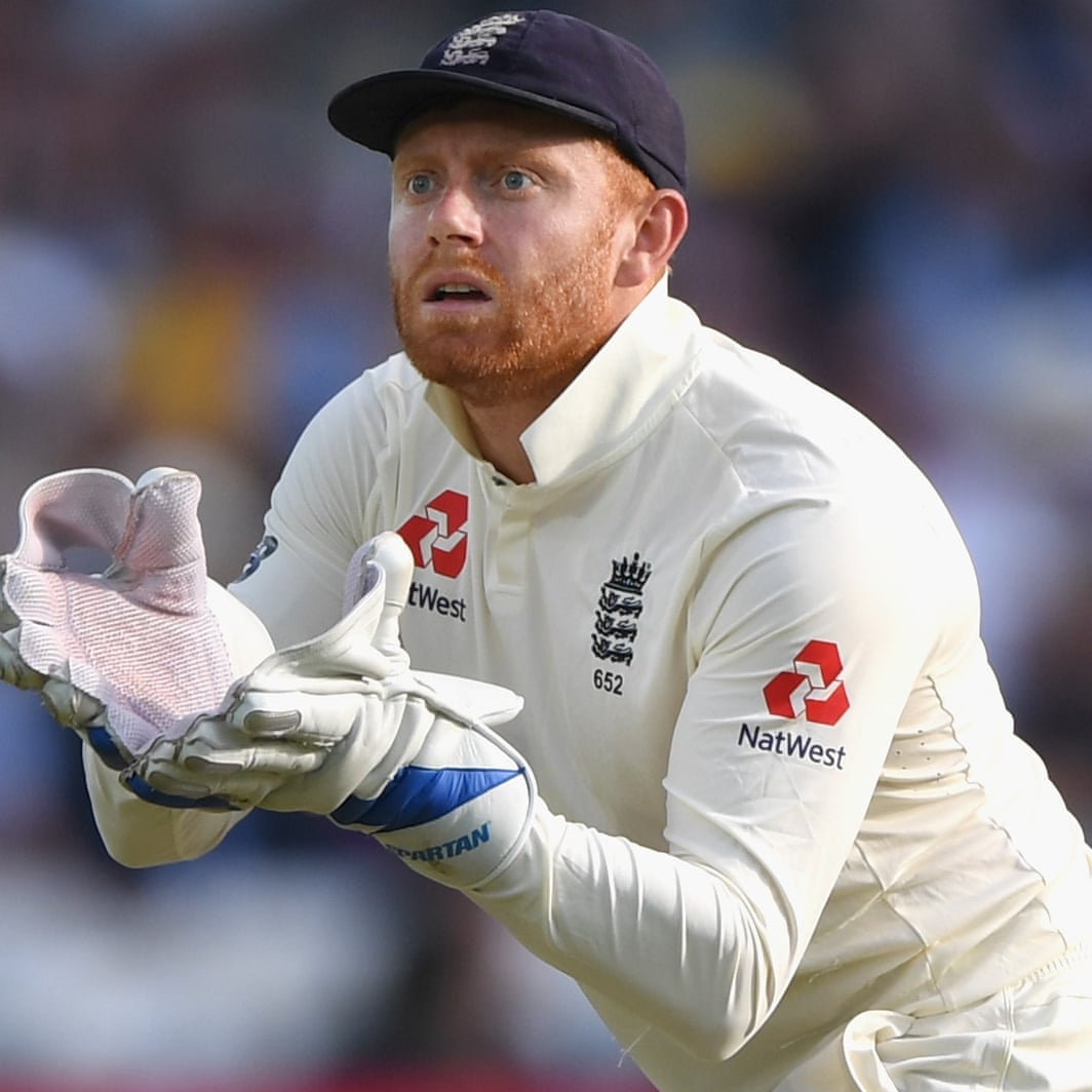 Jonny Bairstow Photograph: Stu Forster/Getty Images
