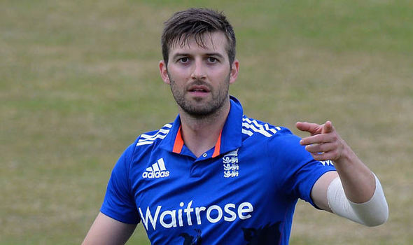 Mark Wood. Photo Credit: Getty Images.