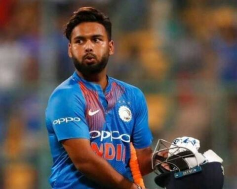 Talented but reckless Rishabh Pant wasted another chance. File Photo: PTI