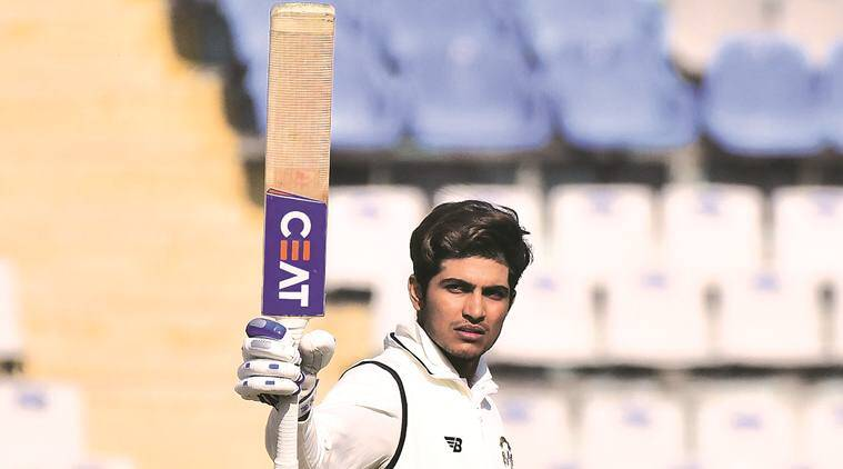 Shubman Gill (Express photo: Jasbir Malhi)