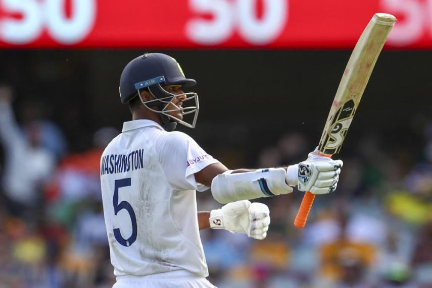 Sunil Gavaskar Believes India Won't Drop Washington Sundar For 2nd Test 1