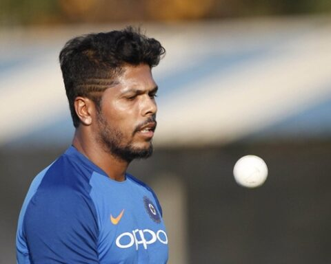 Umesh Yadav. (Photo Source: Twitter)