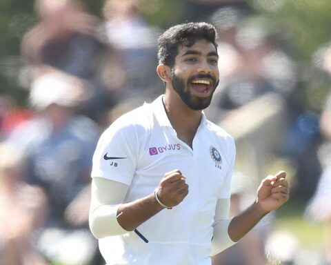 Jasprit Bumrah (Photo by PETER PARKS / AFP)