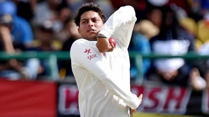 Sunil Gavaskar Hints India May Bring In Kuldeep Yadav For Second Chennai Test 2