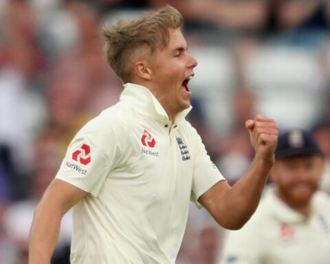 File image of Sam Curran | Reuters
