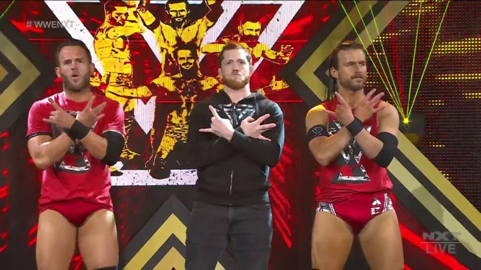 WWE NXT Stars