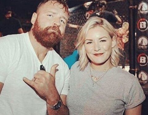Renee Young - Jon Moxley