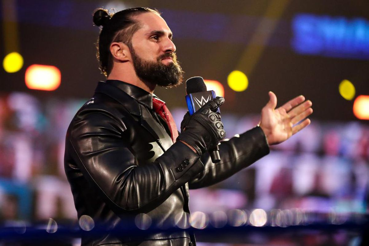 Seth Rollins Reveals His Plans For WrestleMania 37