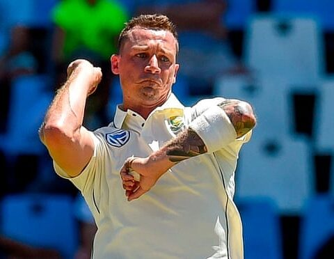 Dale Steyn quit Test cricket last week after 93 matches for South Africa, with 439 wickets at just under 23 runs each. Photograph: Christiaan Kotze/AFP/Getty Images