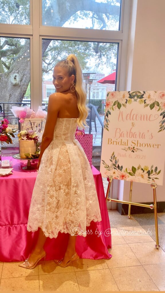 Ex-WWE Diva Kelly Kelly Readies For Marriage With Bridal Shower 5