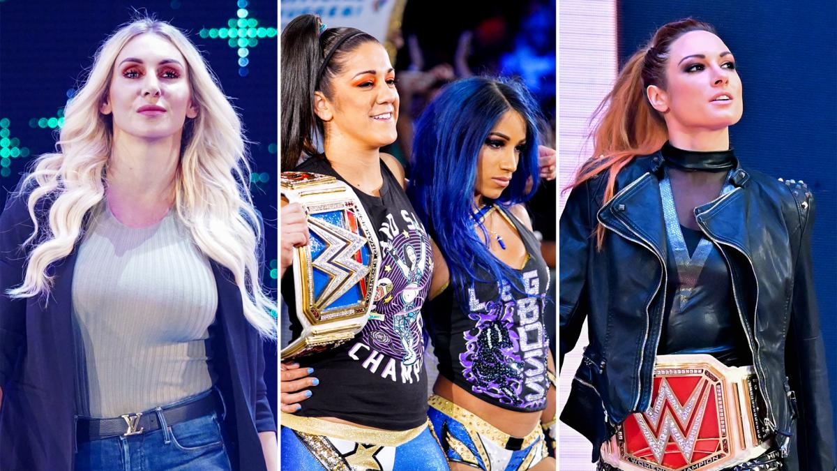 List wwe women superstars Hottest Female