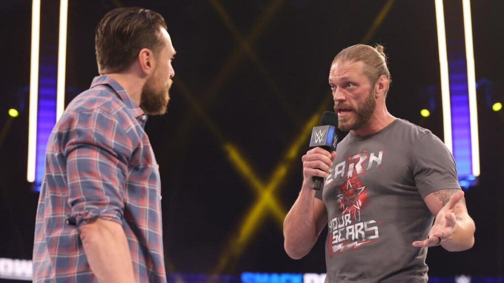 WWE Smackdown Results (12/03/21): Edge Appears; Contract Signing; Tag Team Match 1