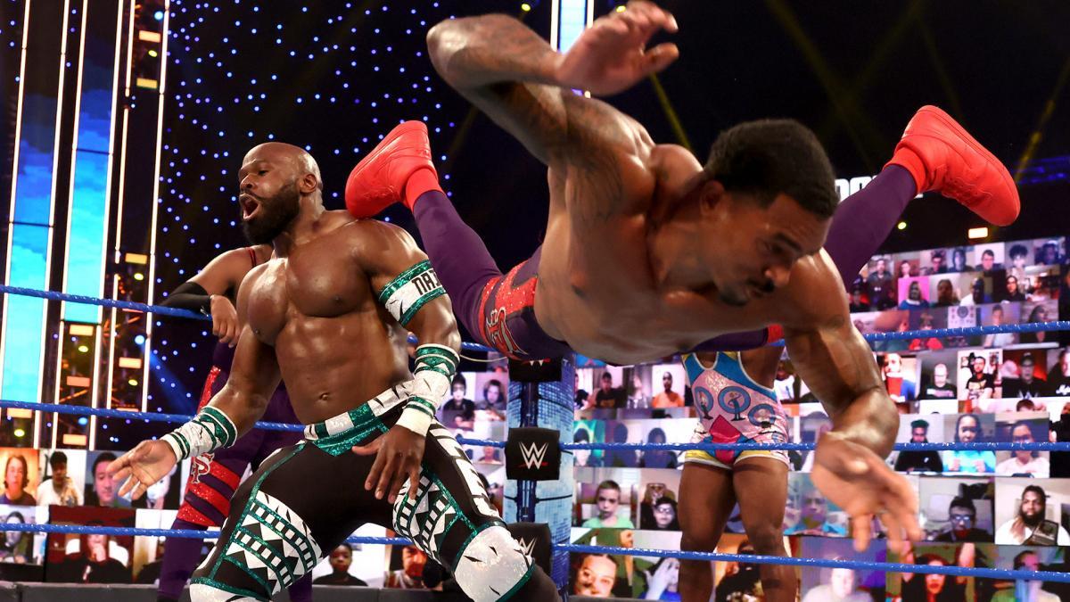 WWE Smackdown 26.03.2021