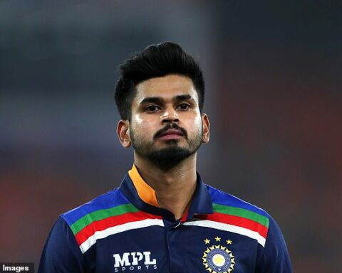 Lancashire have signed India batsman Shreyas Iyer for the upcoming Royal London Cup Getty Images