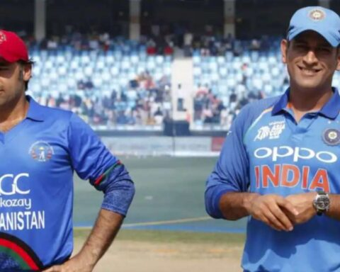 Afghanistan skipper Asghar Afghan equals MS Dhoni's record of most T20I wins as captain , IANS File Photo