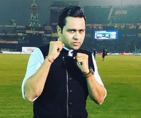 Aakash Chopra Aakash Chopra. (Photo Source: Twitter)