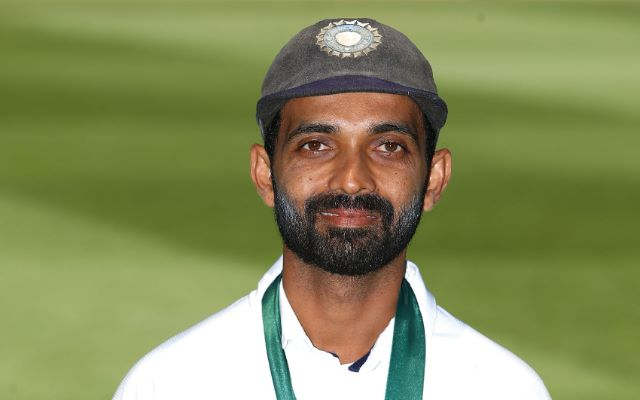 Ajinkya Rahane. (Photo Source: Getty Images)