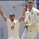 Dom Bess dominated the bowling for England against India Image Credit: PTI
