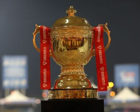 IPL Trophy. (Photo Source: IPL/BCCI)