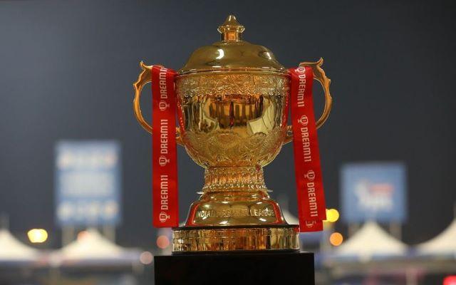 IPL Trophy. (Photo Source: IPL/BCCI)