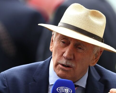 Ian Chappell. (Photo by Ryan Pierse/Getty Images)