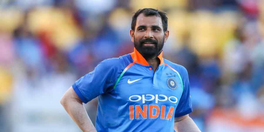 Indian pacer Mohammed Shami (Photo | PTI)