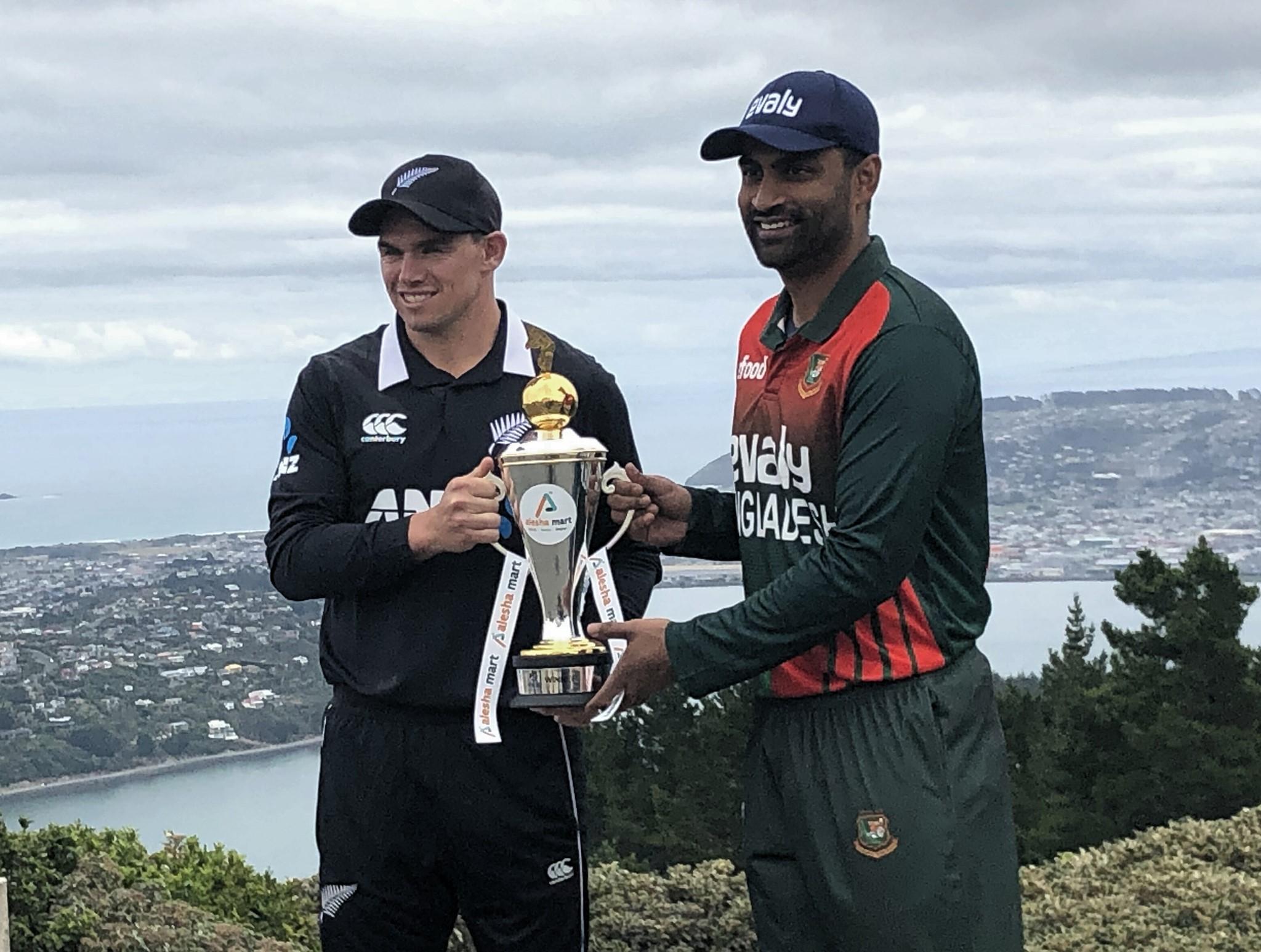 New Zealand, Bangladesh