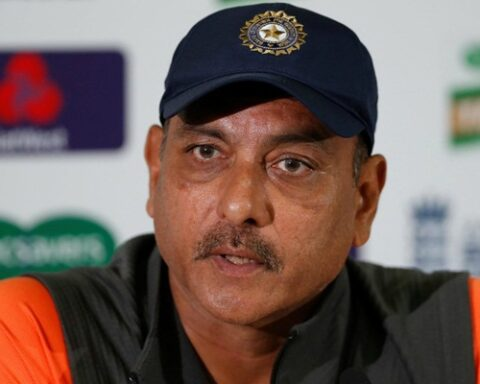Ravi Shastri. (Photo Source: Twitter)