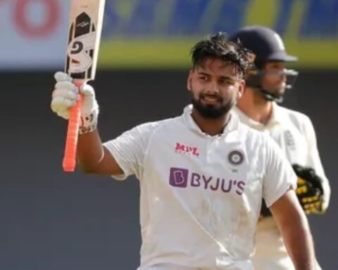 Rishabh Pant. (Photo Source: BCCI)