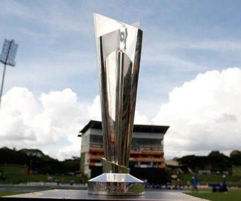 T20 World Cup trophy. (Photo Source: Twitter)