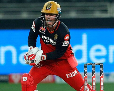 AB de Villiers [Image-IPLT20]