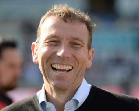 Michael Atherton Image Source : GETTY IMAGES
