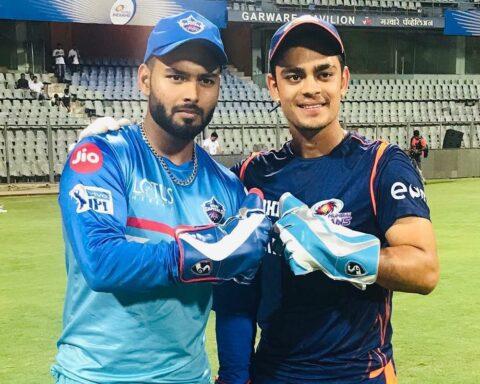 Ishan Kishan and Rishabh Pant | BCCI/IPL