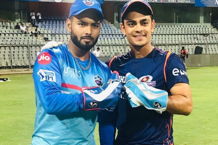 Ishan Kishan and Rishabh Pant   BCCI/IPL