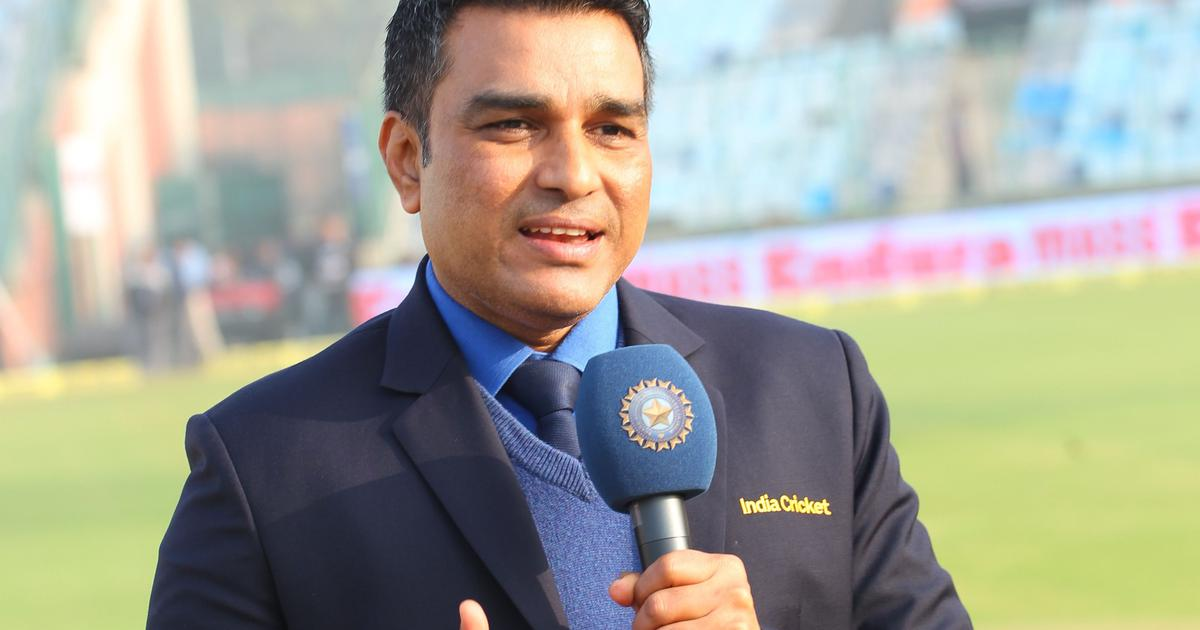 File image of Sanjay Manjrekar | Sportzpics