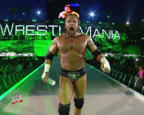 Wrestlemania 37