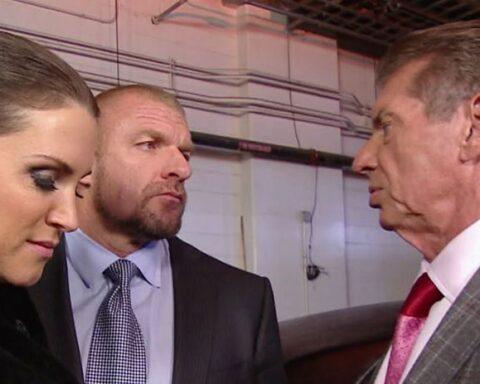 Shane McMahon-Triple H