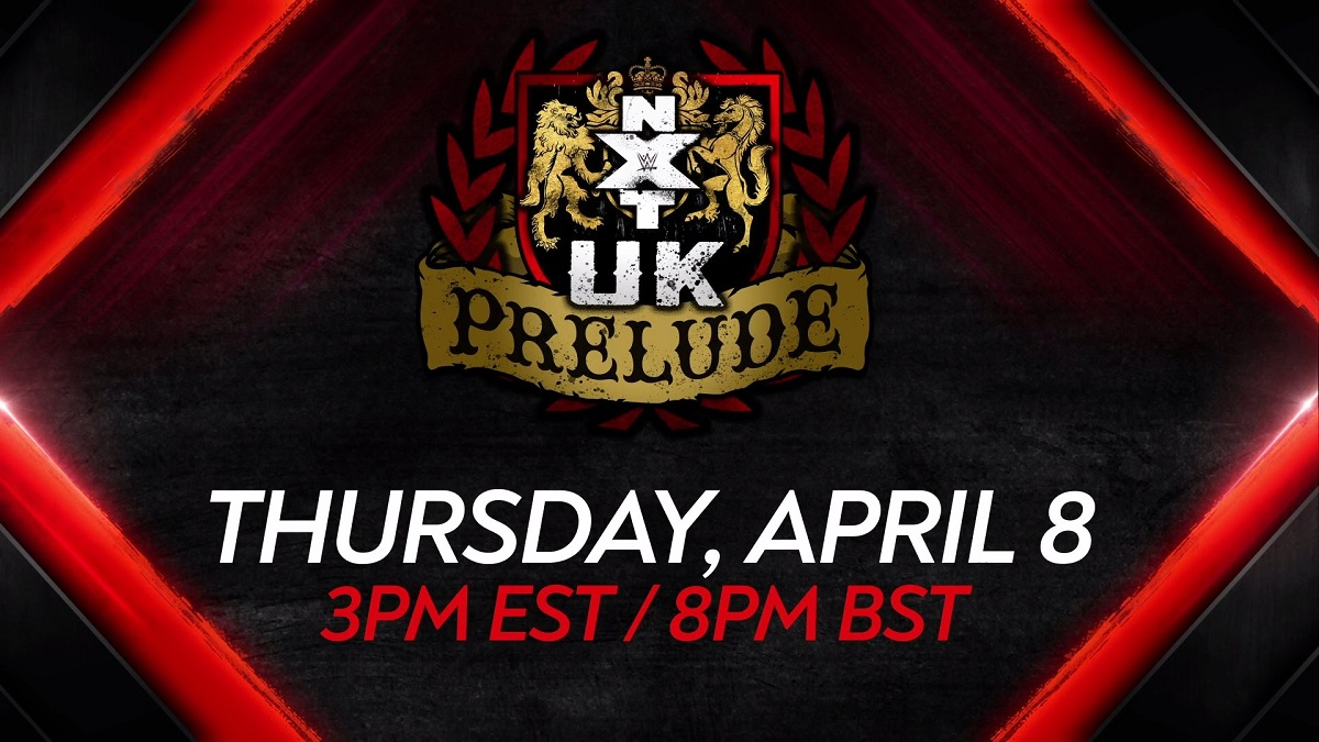 Wrestlemania 37 - WWE NXT UK