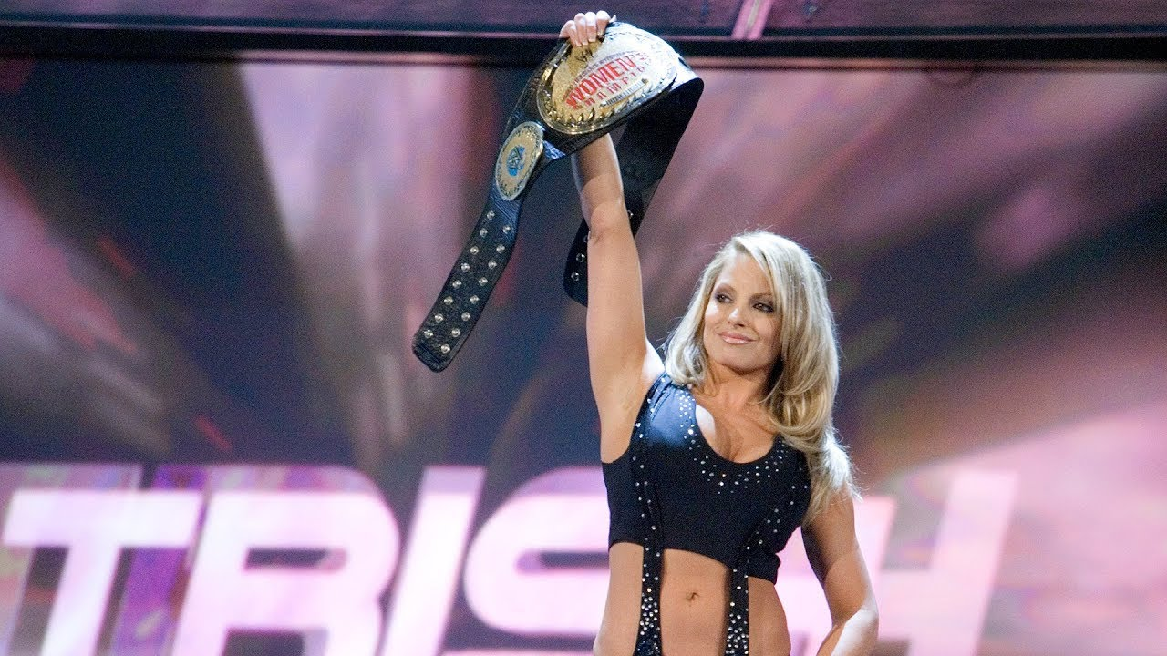 10 WWE Female Superstars Who Won Men's Championships