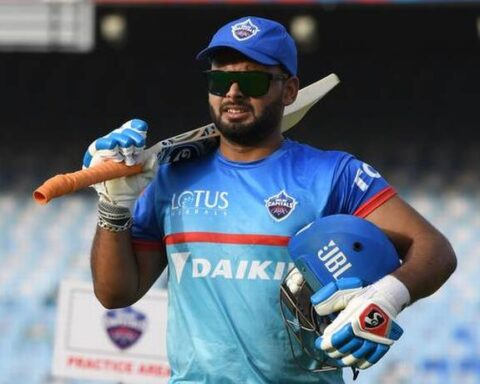 New role for Rishabh Pant. - SANDEEP SAXENA
