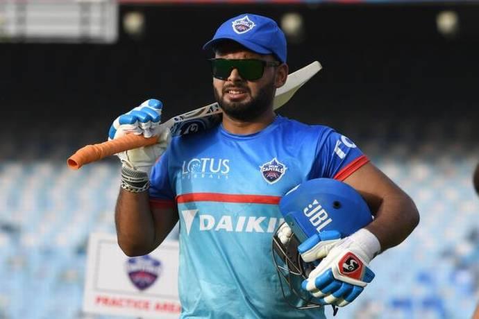 New role for Rishabh Pant. - SANDEEP SAXENA